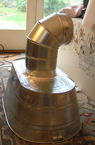 Lampwork Vent Hood